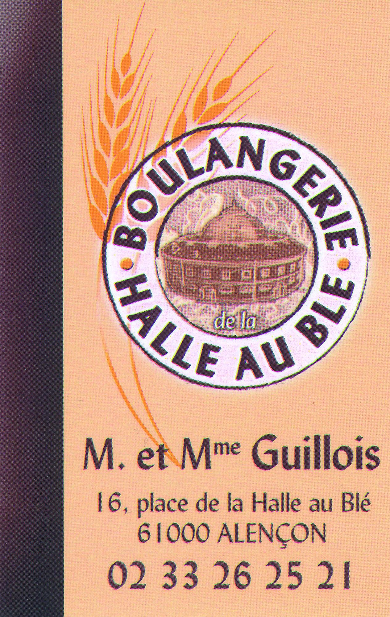 Boulangerie Halle au Blé